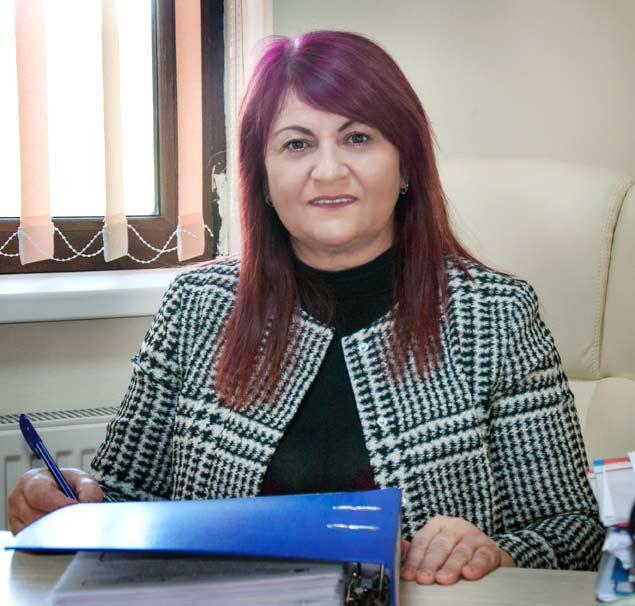 VLAD Călăruța Rozina - Inspector Asistență socială