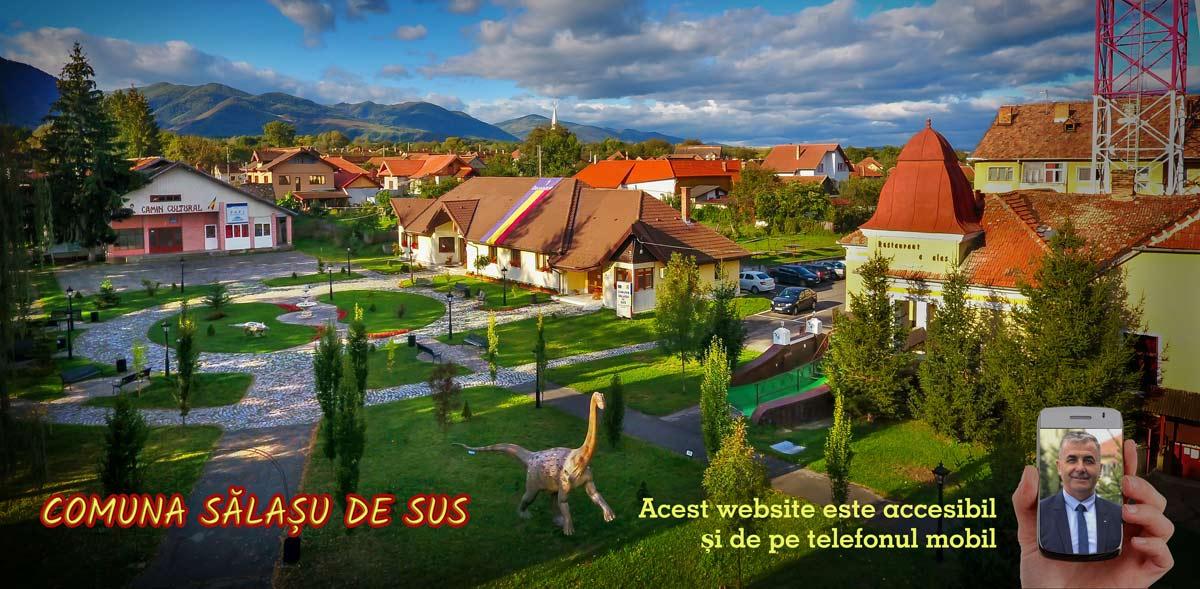 Parcul din Sălașu de Sus