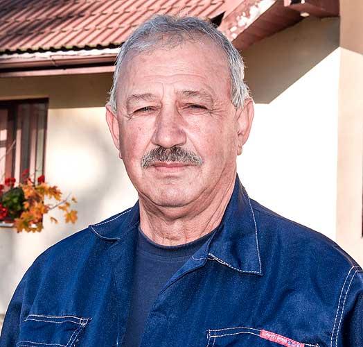 ANDRAȘ Nicolae - Muncitor calificat