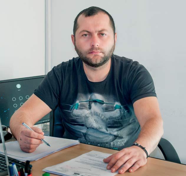 BĂLUȘĂ Daniel - Referent