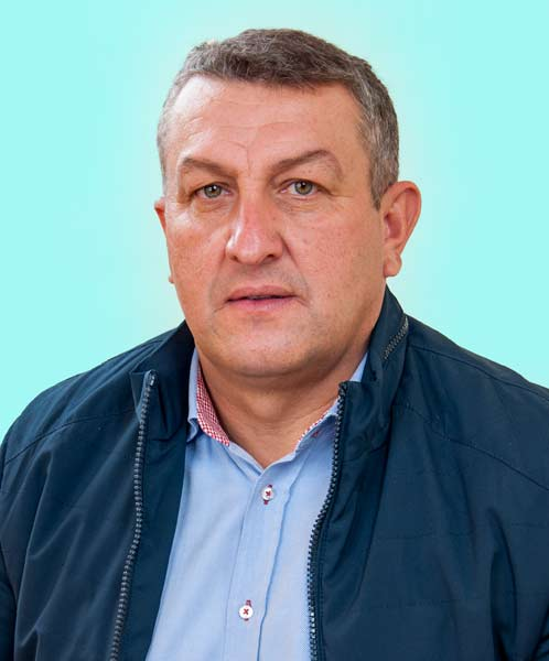POPESC Petrișor-Alin, Viceprimarul comunei