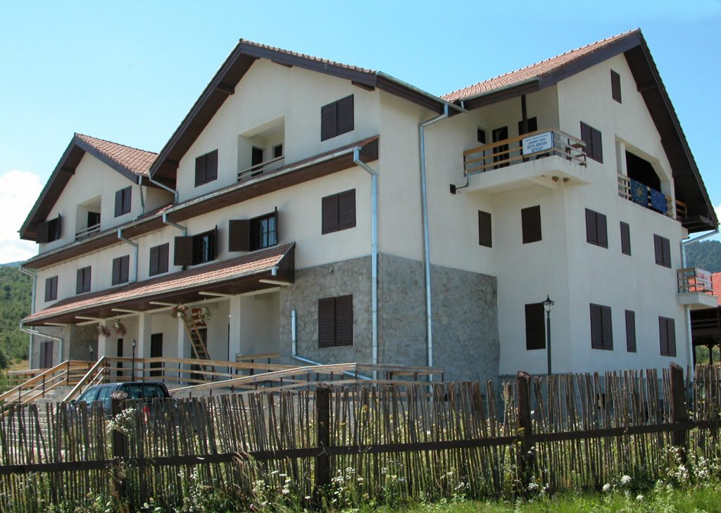 PNR Centrul de vizitare Nucșoara