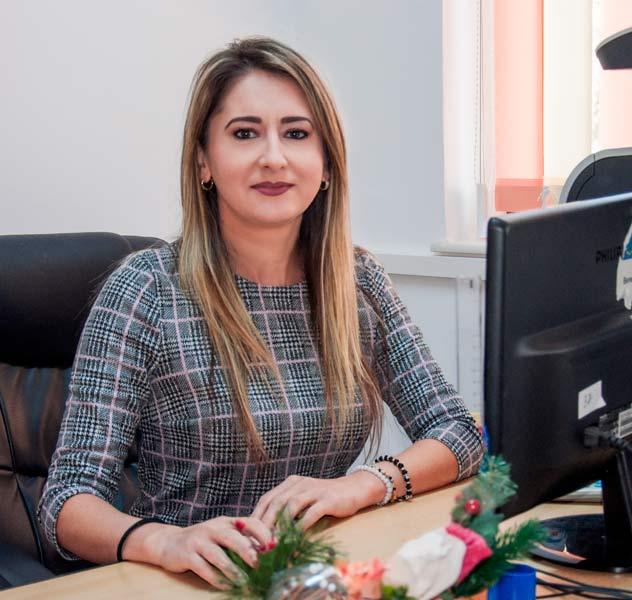 SOCACI Ramona Laura - Inspector