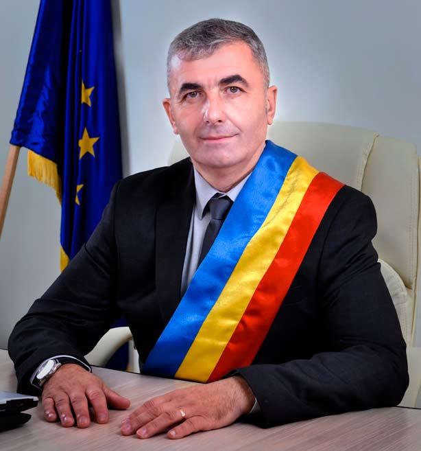 VLAD Ioan - Primarul comunei